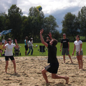 Volleyballturnier in Niedernsill 2009