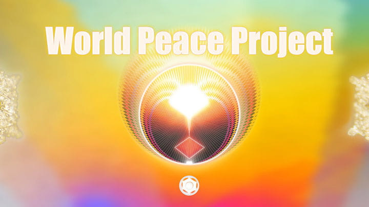 World Peace Project - Friedensfahnen